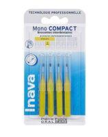 Inava Brossettes Mono-compact Jaune Iso 2 1mm à SAINT-MARCEL