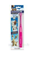 Elgydium Brosse à Dents électrique Age De Glace Power Kids (+ éco Taxe 0,02 €) à SAINT-MARCEL