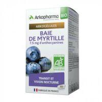 Arkogelules Myrtille Baies Bio GÉl Fl/40