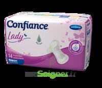 Confiance Lady Protection Anatomique Incontinence 4 Gouttes Sachet/14 à SAINT-MARCEL