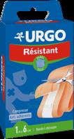 Urgo Résistant Pansement Bande à Découper Antiseptique 6cm*1m à SAINT-MARCEL