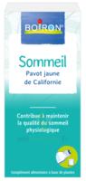 Boiron Sommeil Pavot Jaune De Californie Extraits De Plantes Fl/60ml à SAINT-MARCEL