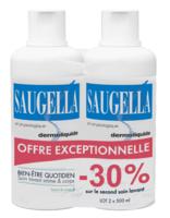 Saugella Emulsion Dermoliquide Lavante 2fl/500ml à SAINT-MARCEL