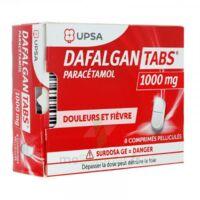 Dafalgantabs 1 G Cpr Pell Plq/8 à SAINT-MARCEL