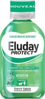 Pierre Fabre Oral Care Eluday Protect Bain De Bouche 500ml à SAINT-MARCEL