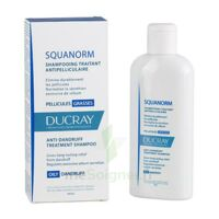 Ducray Squanorm Shampooing Pellicule Grasse 200ml à SAINT-MARCEL