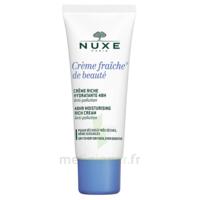 Crème Fraiche® De Beauté - Crème Riche Hydratante 48h Et Anti-pollution30ml à SAINT-MARCEL