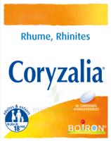 Boiron Coryzalia Comprimés Orodispersibles à SAINT-MARCEL