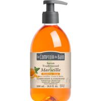 Savon De Marseille Liquide Mandarine-sauge 500ml à SAINT-MARCEL