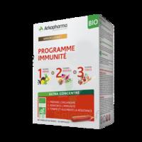 Arkofluide Bio Ultraextract Coffret Programme Immunité 3x10 Ampoules/10ml à SAINT-MARCEL